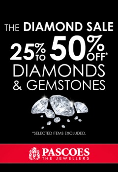 The Diamond Sale