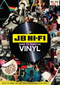 The JB Hi-Fi Guide to Essential Vinyl