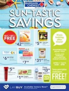 Sun-Tastic Savings