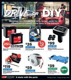 Drive or DIY