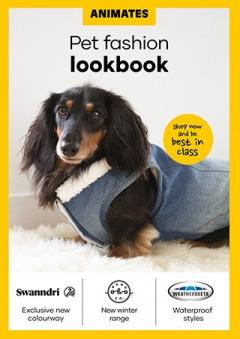 Pet Fashion Lookbook
