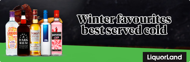 Winter Favourites Best Served Cold - Liquorland