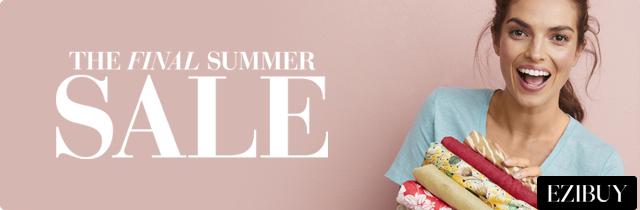 Summer Sale - EziBuy