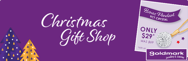 Christmas Gift Shop - Goldmark