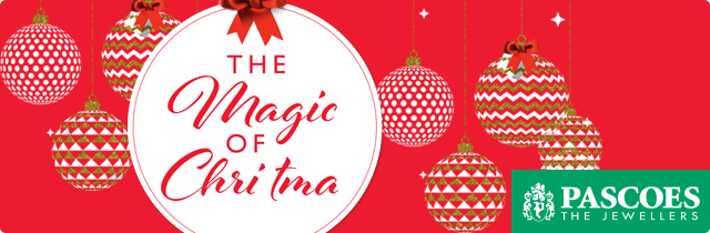 The Magic of Christmas - Pascoes