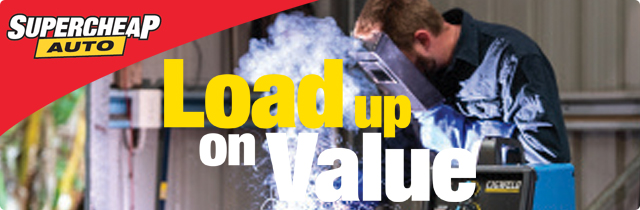 Load Up On Value - Supercheap