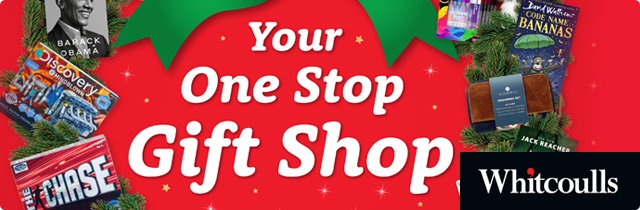 Your One Stop Gift Shop - Whitcoulls