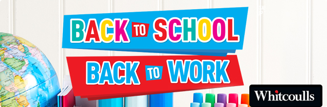 Back to School Back to Work - Whitcoulls