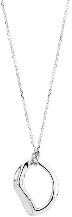 Spirits Bay Pendant with Chain in Sterling Silver