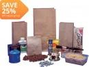 Block-Bottom-Paper-Bags Sale
