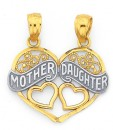 9ct-Two-Tone-Mother-Daughter-Share-Pendant Sale