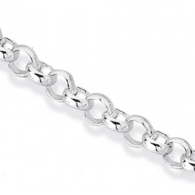 Sterling-Silver-50cm-Belcher-Chain on sale