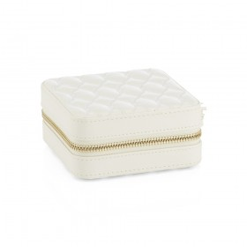 White-Quilted-Travel-Box on sale