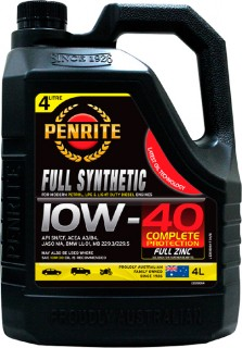 Penrite-Full-Synthetic-Engine-Oil on sale