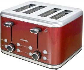 Brabantia-Red-4-Slice-Toaster on sale