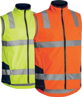 Bisley-DayNight-Soft-Shell-Vest on sale