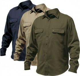 NEW-KingGee-Worn-Gs-Shirt on sale