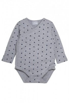 Pumpkin-Patch-Star-Print-Wrap-Bodysuit on sale