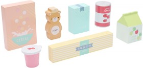 NEW-7-Piece-Wooden-Food-Set on sale