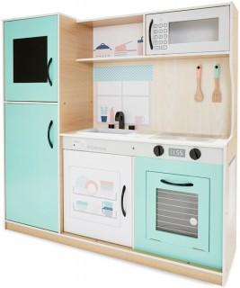 Large-Wooden-Kitchen on sale