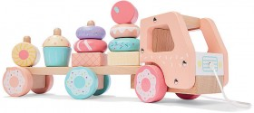 Wooden-Stack-Sweet-Truck on sale