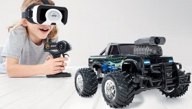 NEW-Radio-Control-Virtual-Reality-115-Monster-Truck on sale