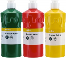 Assorted-400ml-Poster-Paint on sale