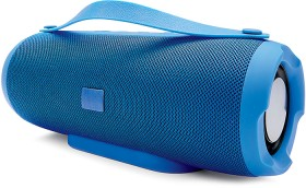 Bluetooth-Portable-Speaker-Blue on sale