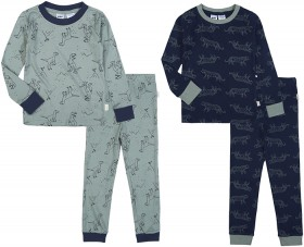 Kids-Organic-Pyjamas-Set on sale