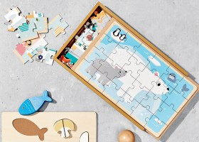 Wooden-Puzzle-Gift-Set on sale