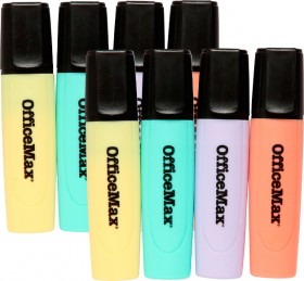 OfficeMax-Highlighters on sale