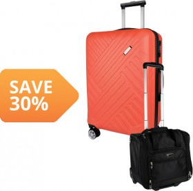 Save-30-on-Selected-Voyager-Luggage-Products on sale