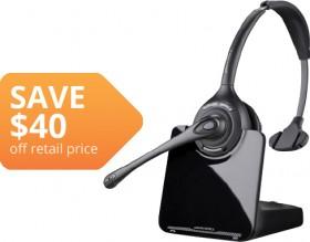 Plantronics-Wireless-Headset on sale