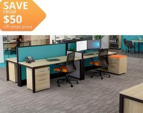 Cubit-Desking-Range on sale