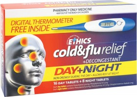 Ethics-Day-Night-Tablets-24s-with-Thermometer on sale