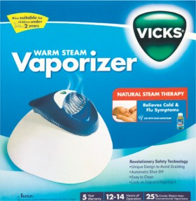 Vicks-Steam-Vaporiser on sale