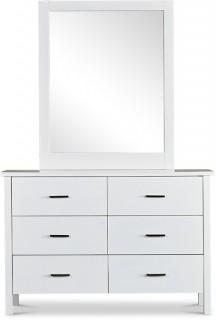 Hawaii-6-Drawer-Dresser-with-Mirror on sale