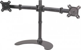 Dual-PC-Monitor-Desk-Stand on sale