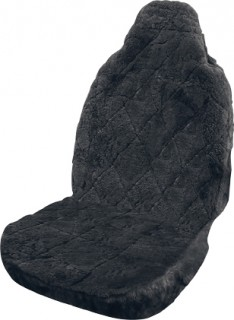 SCA-Single-Front-Sheepskin-Seat-Cover on sale