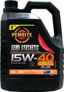 Penrite-Semi-Synthetic-Engine-Oil on sale