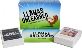 Llamas-Unleashed-Card-Game on sale