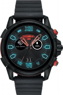 Diesel-Full-Guard-Black-Silicone-Smartwatch on sale