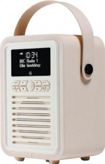 VQ-Retro-Mini-AMFM-Tuner-Cream on sale