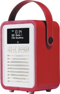 VQ-Retro-Mini-AMFM-Tuner-Red on sale