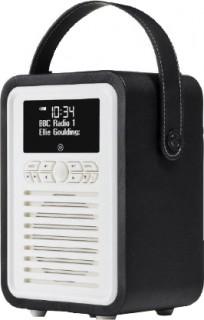 VQ-Retro-Mini-AMFM-Tuner-Black on sale