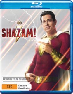 Shazam-Blu-Ray on sale