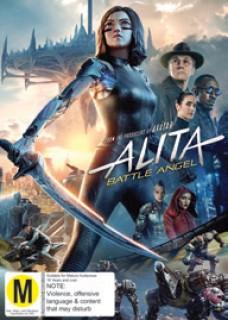 Alita-Battle-Angel-DVD on sale