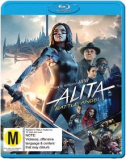 Alita-Battle-Angel-Blu-Ray on sale