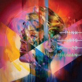 Pink-Hurts-2B-Human-CD on sale