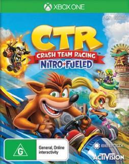 Xbox-One-Crash-Team-Racing-Nitro-Fueled on sale